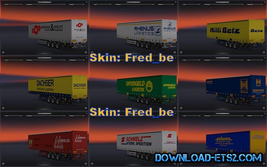 Trailers from Germany by Fred_be
