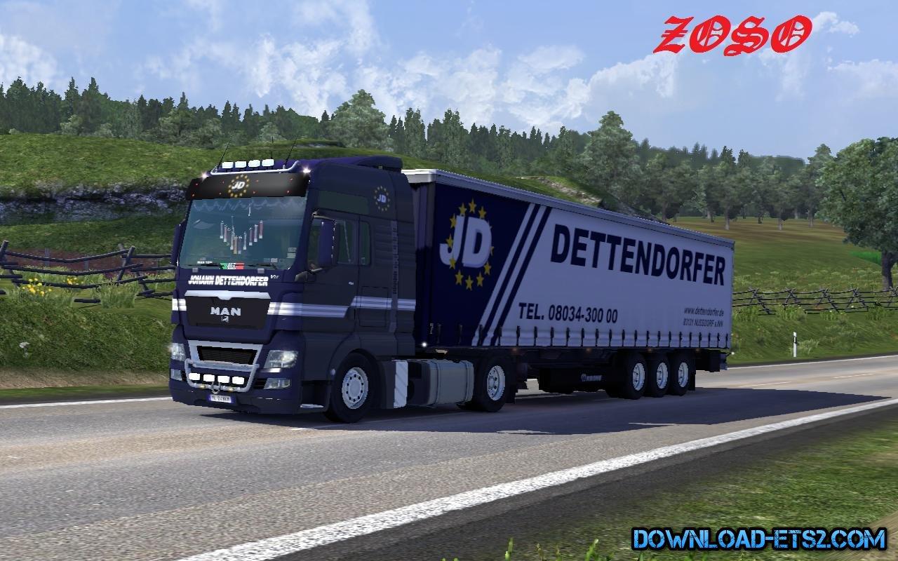 DETTENDORFER TRAILER by Zoso