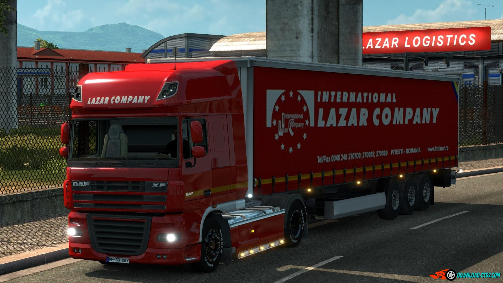"""LAZAR INTERNATIONAL"" COMPANY PACK"