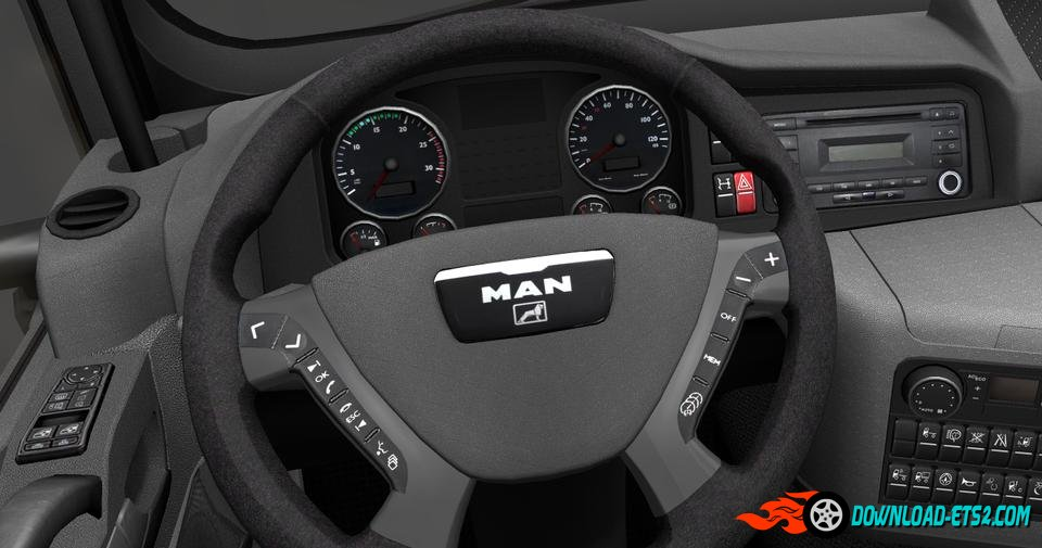 HD GAUGES AND INTERIOR MAN TGX V1.1