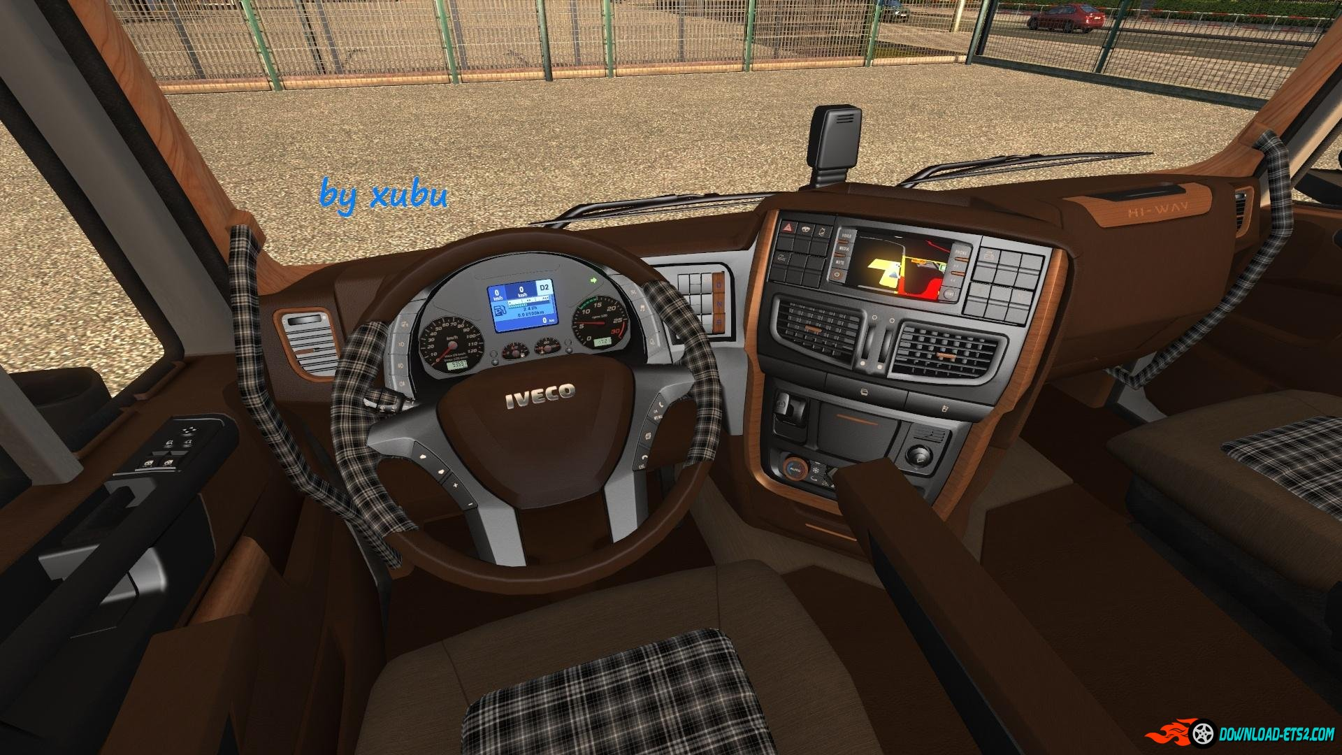 """IVECO HI-WAY """"WOODCUTTER"""" EDITION v1.0"""