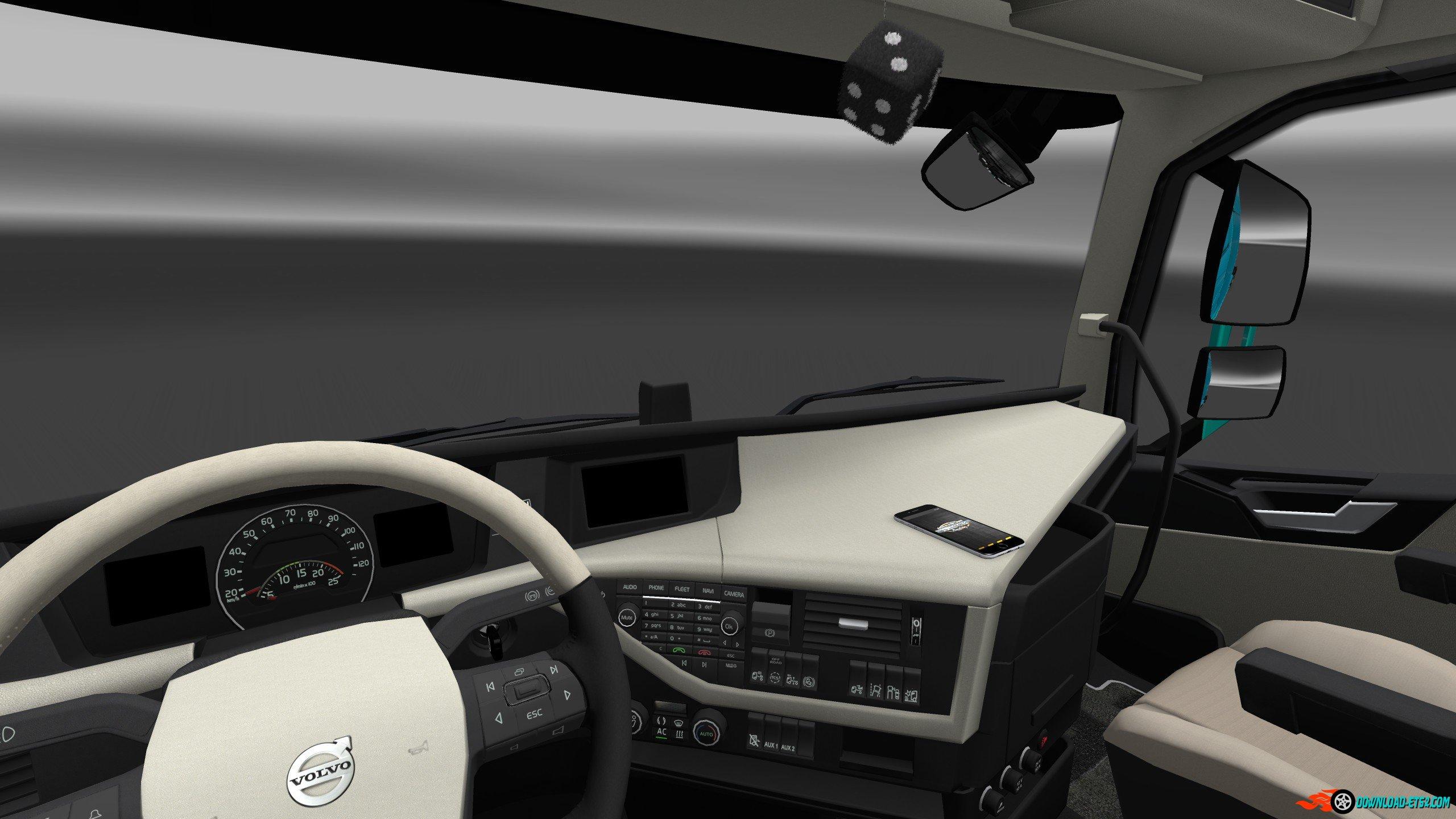 Volvo FH16 2012 Interior/Exterior Rework