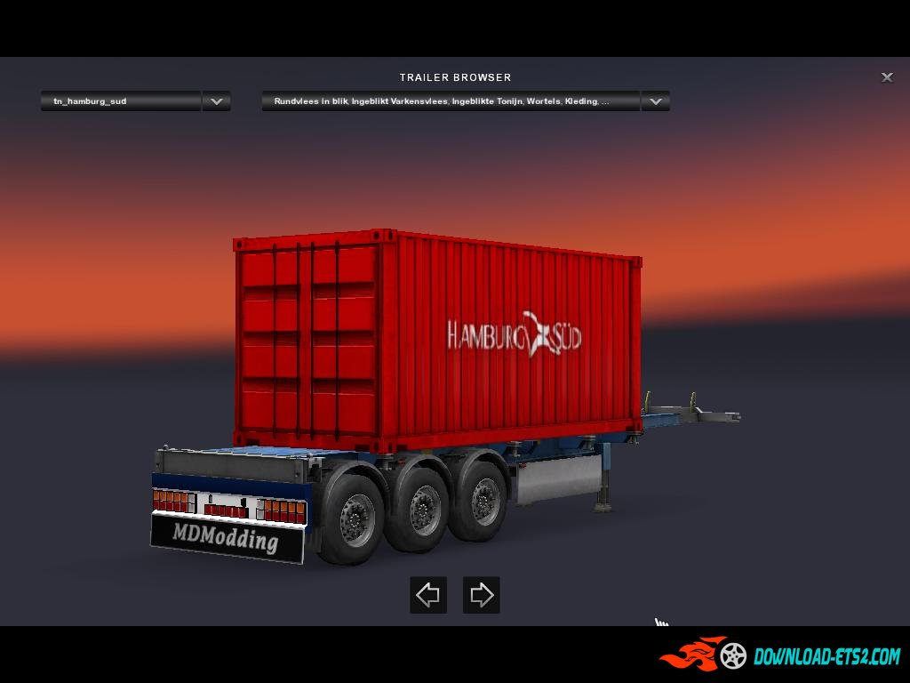 Container Pack Skin [1.22.X]
