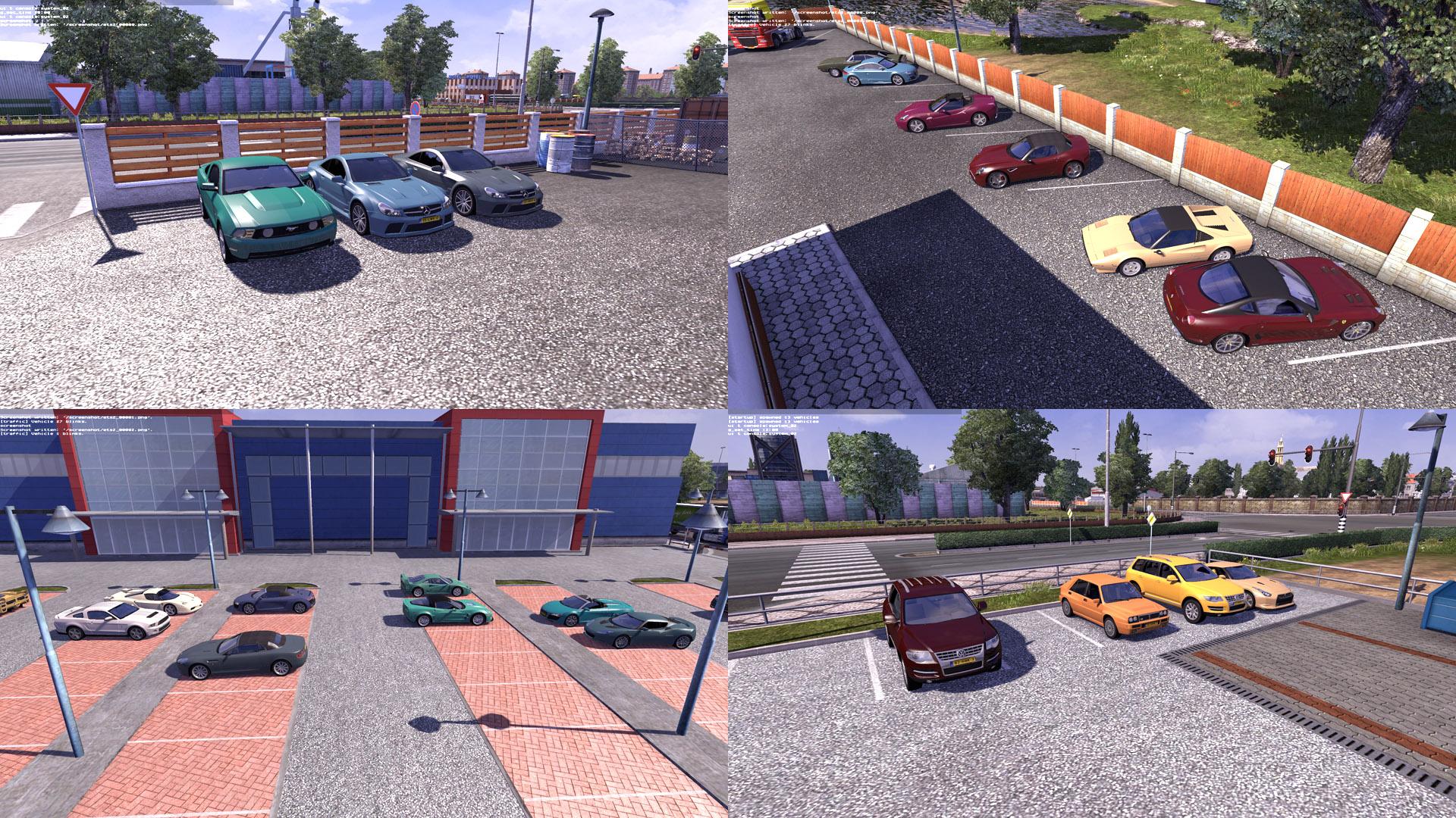 82 New AI Cars in Traffic [1.23.x]