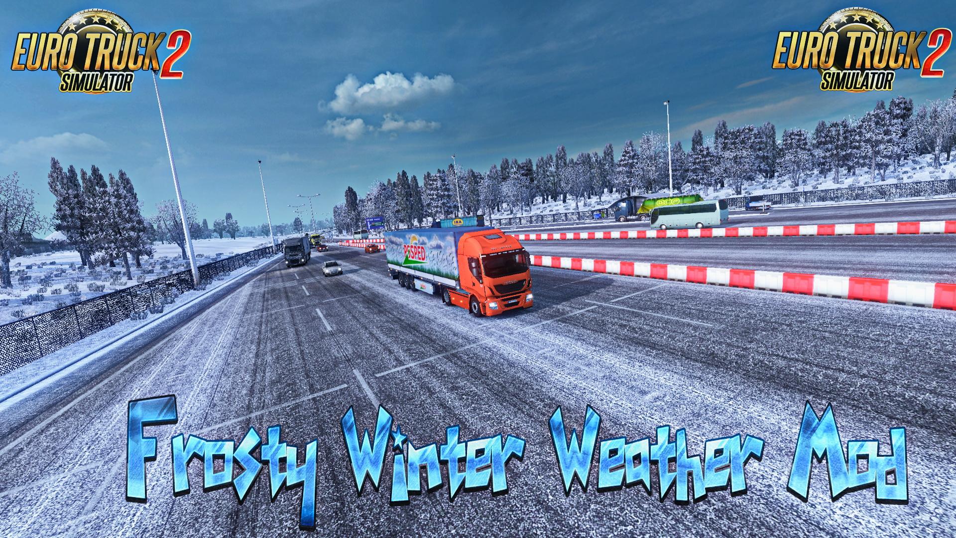 Frosty Winter Weather Mod v7.2 by Grimes (1.35.x)