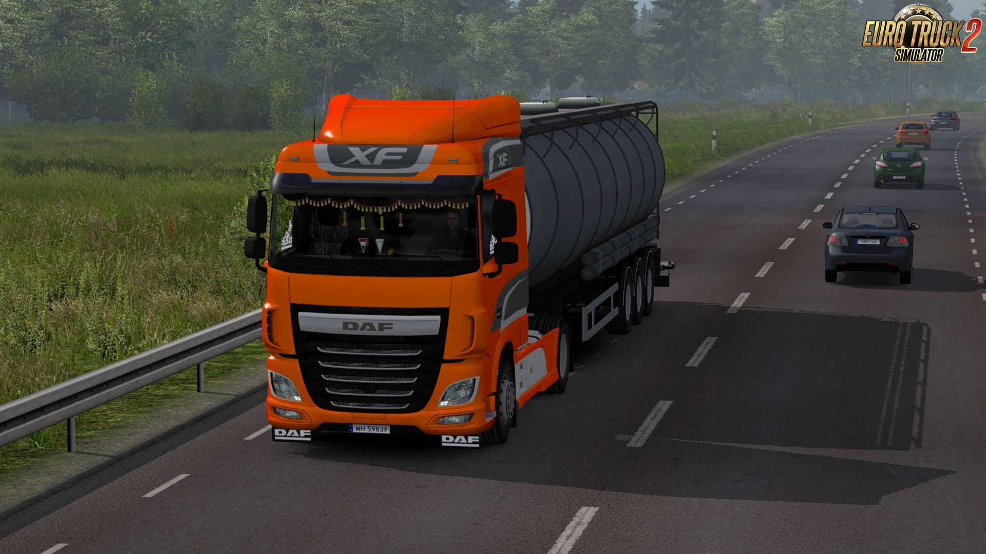 Daf XF Euro 6 Reworked v2.8 by Schumi [1.35]