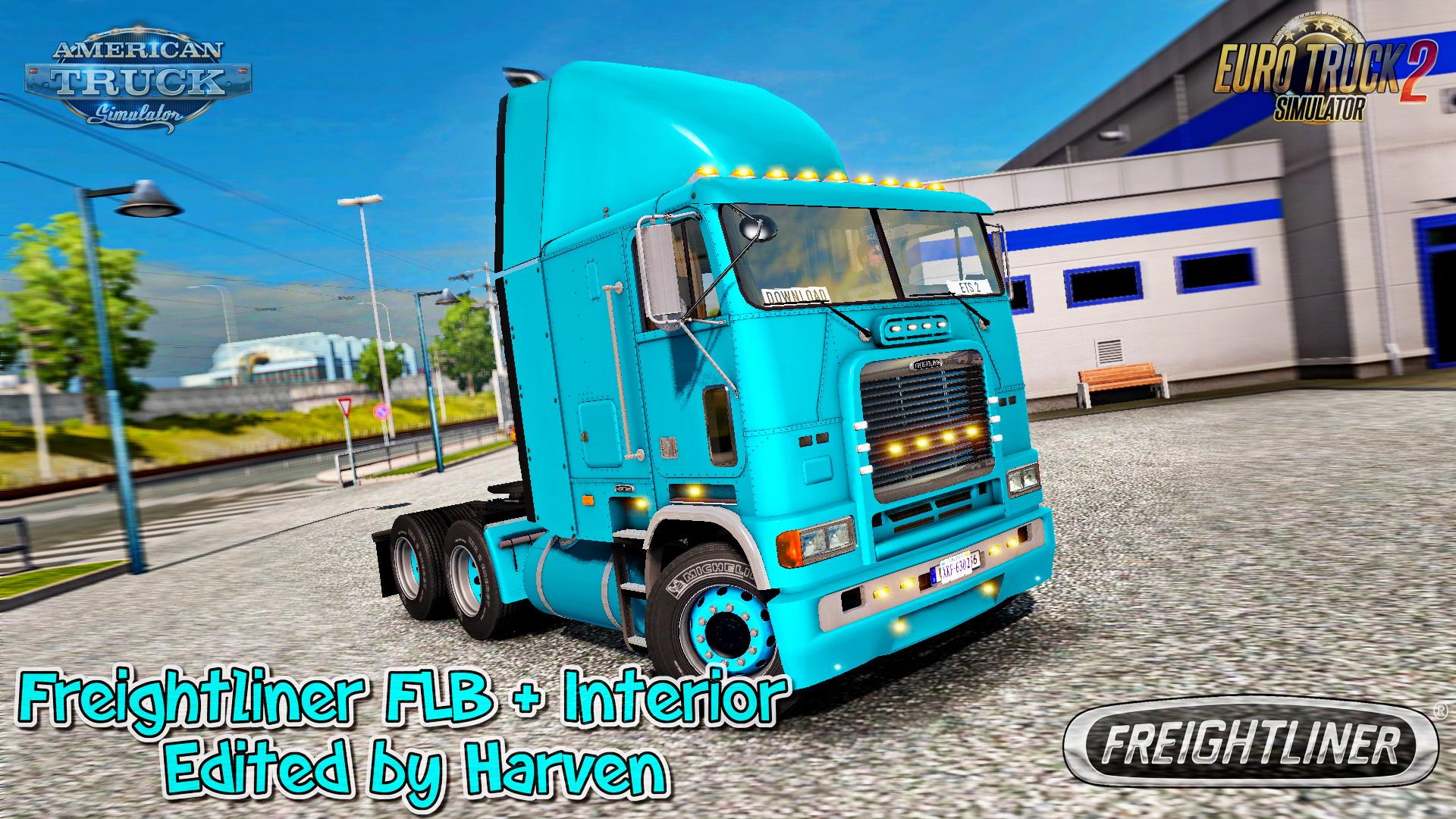 Freightliner FLB V2.0.8-Edited (1.36.x)