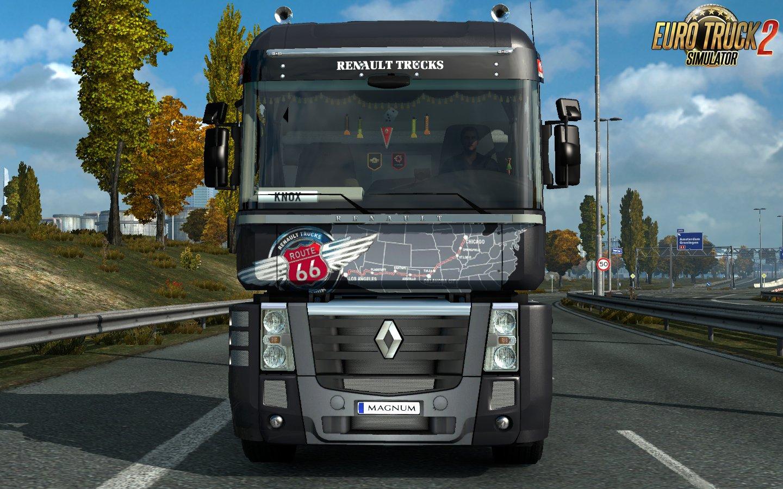 Renault Magnum Updates v21.01 for ETS2/ATS [1.35.x]