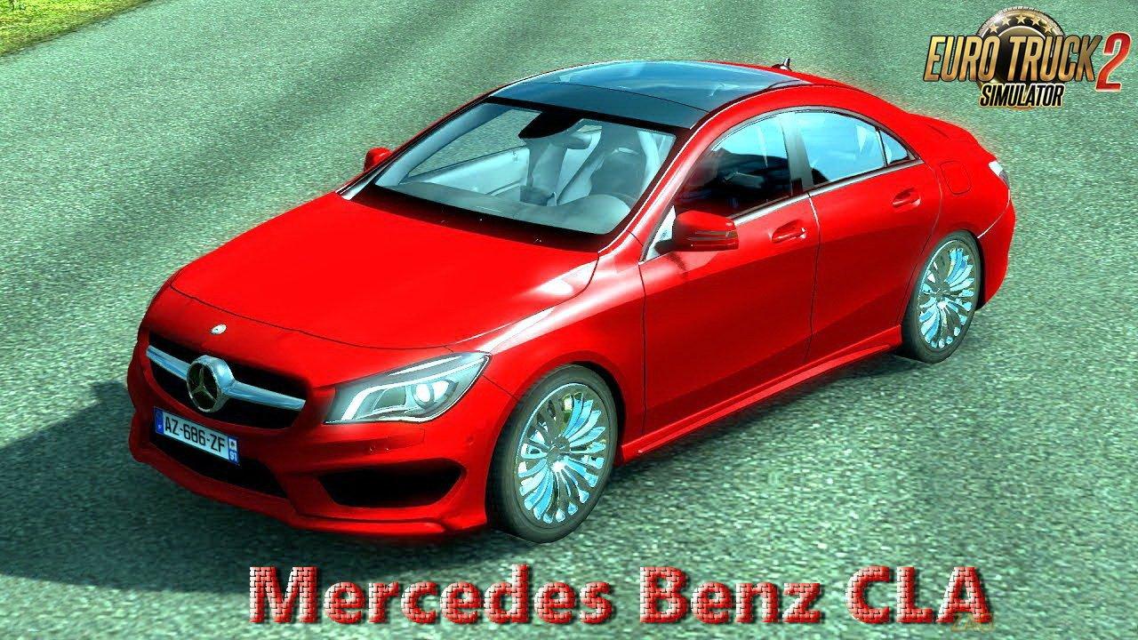 Mercedes Benz CLA v1.0 (1.27.x)