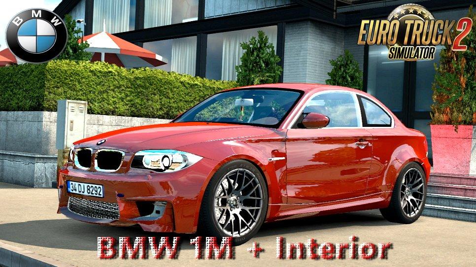 BMW M1 Coupe + Interior v1.0 (1.28.x)