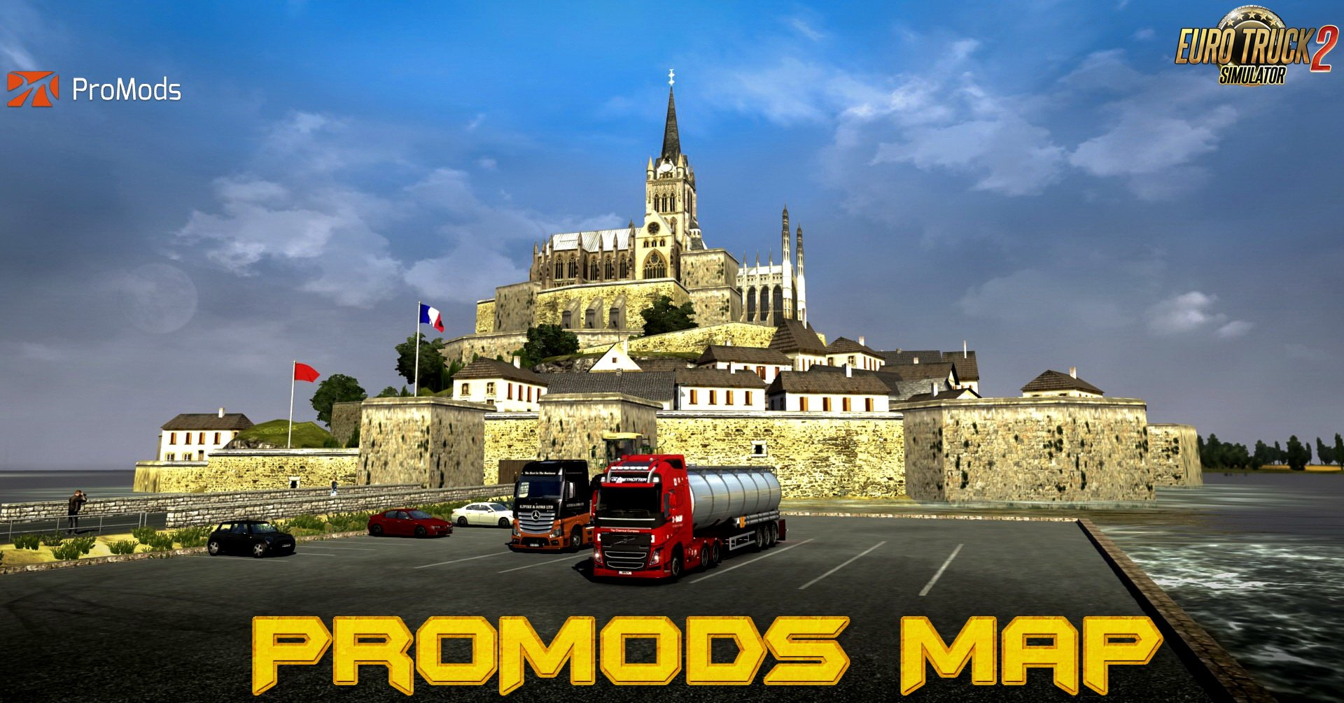 ProMods Map 2.42 (1.35.x)