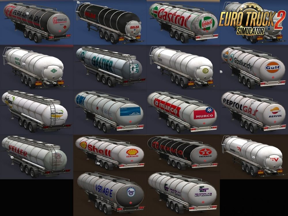 Real Companies Tank Trailers