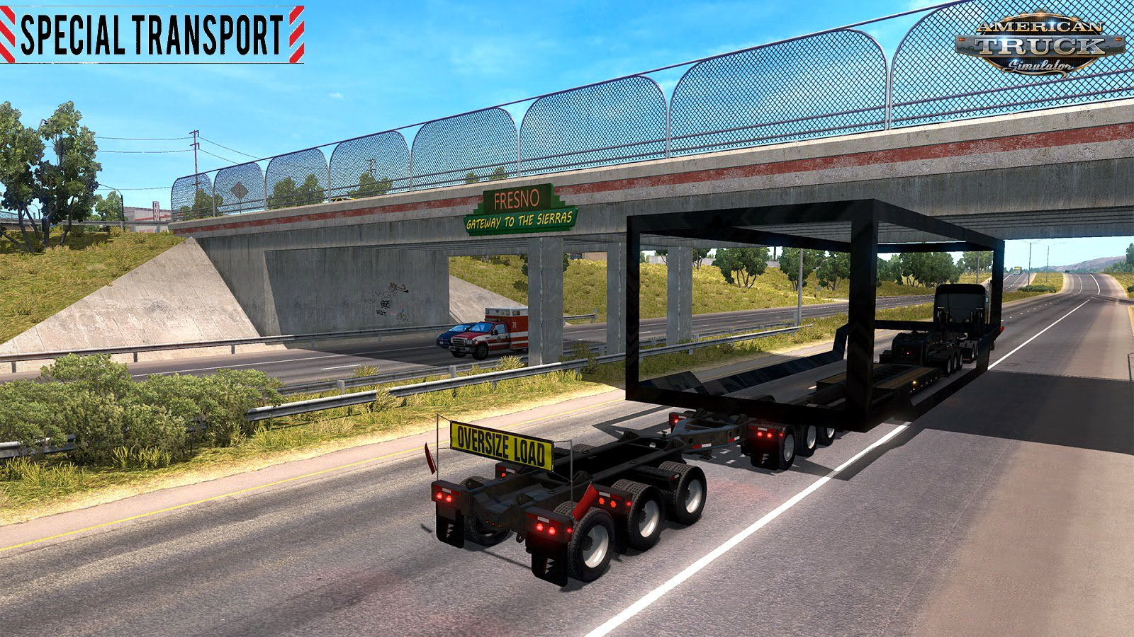 Special Transport DLC soon for American Truck Simulator