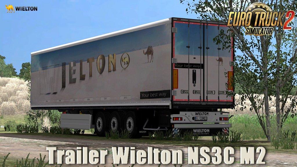 Trailer Wielton NS3C M2 v2.0 (1.32.x)