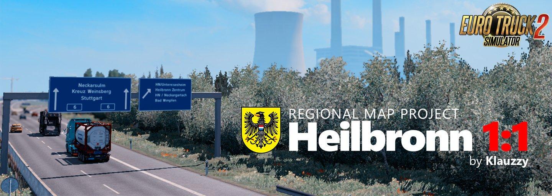 Regional Map Project: Heilbronn 1:1 v1.0.8