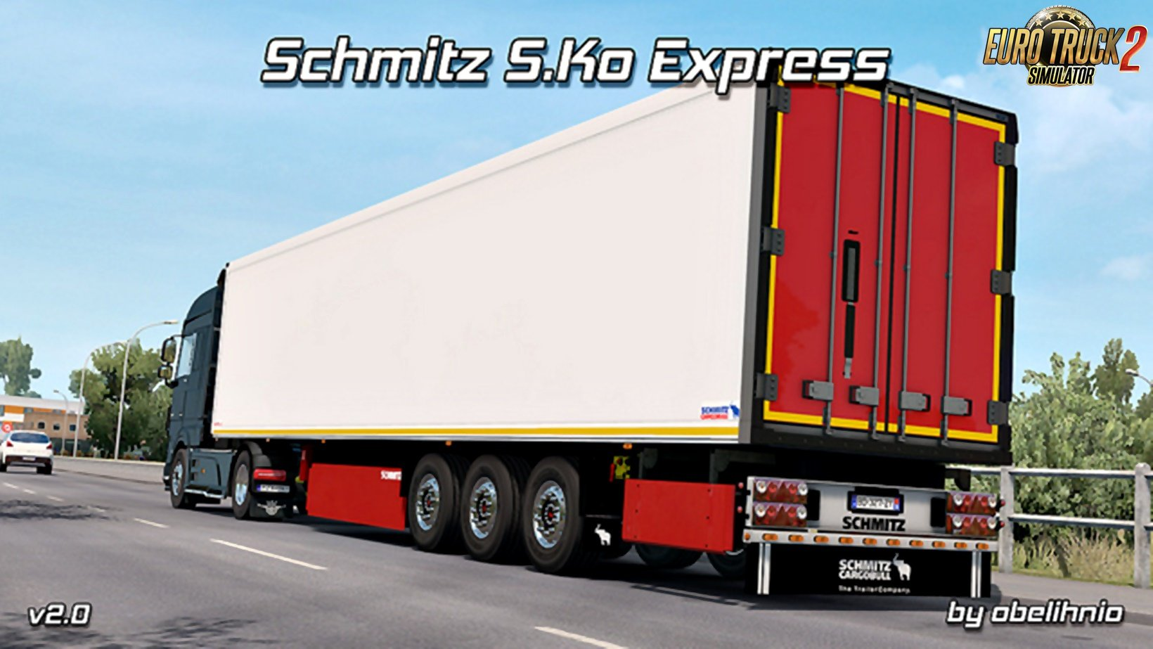 Schmitz S.KO EXPRESS v2.0 [1.33.x]