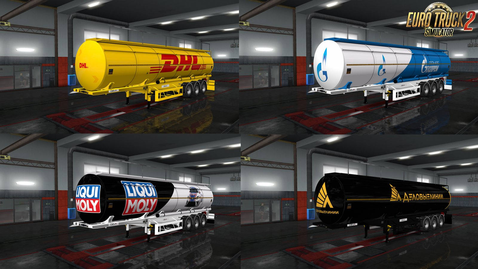 Ceva Cistern v1.3 for Ets2 [1.34.x]