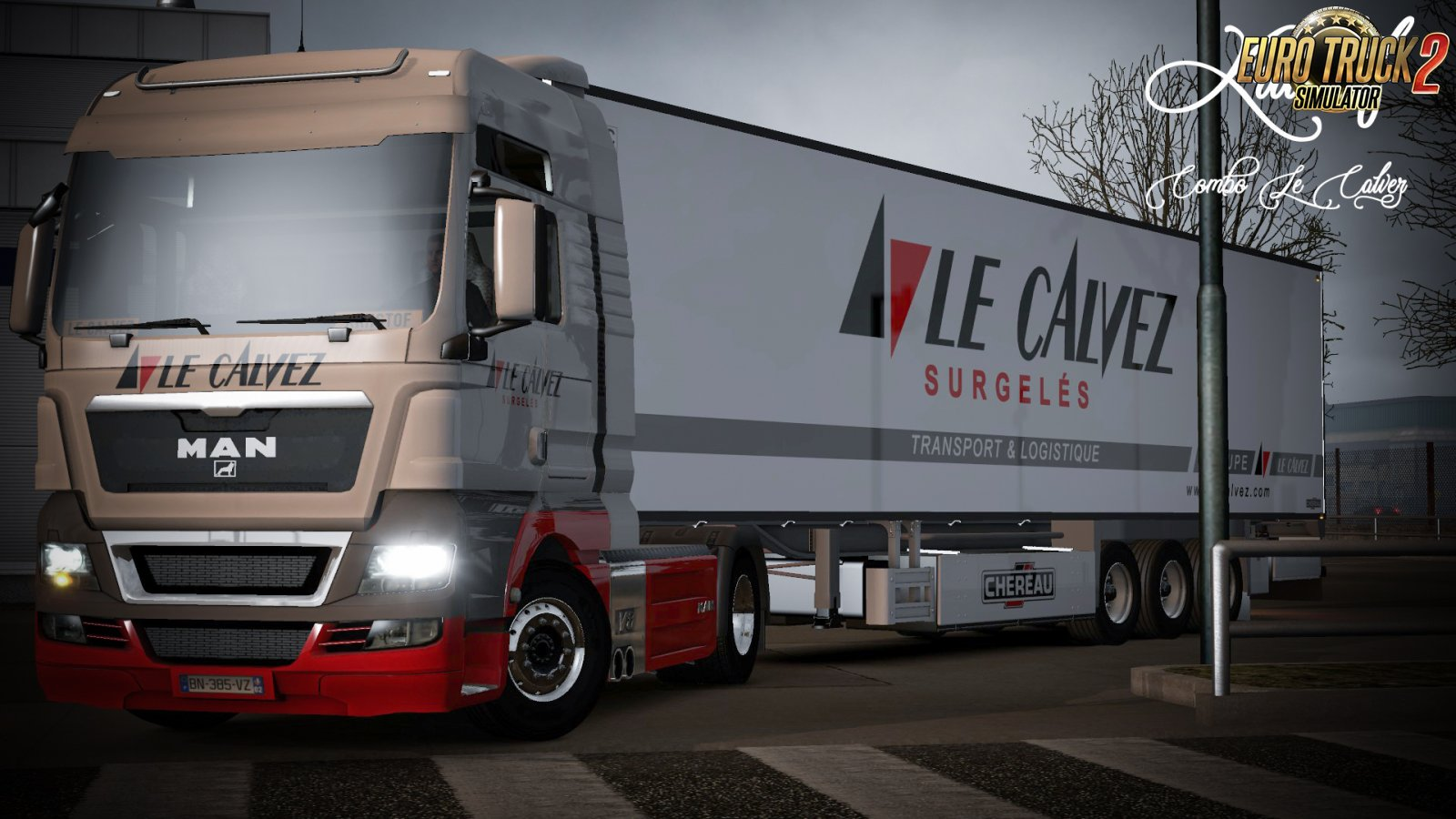 Kriistof Pack Combo Chereau by MdModding v1 [1.33.x]