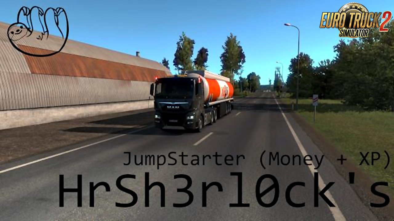 Jump Starter for Ets2 [1.34.x]