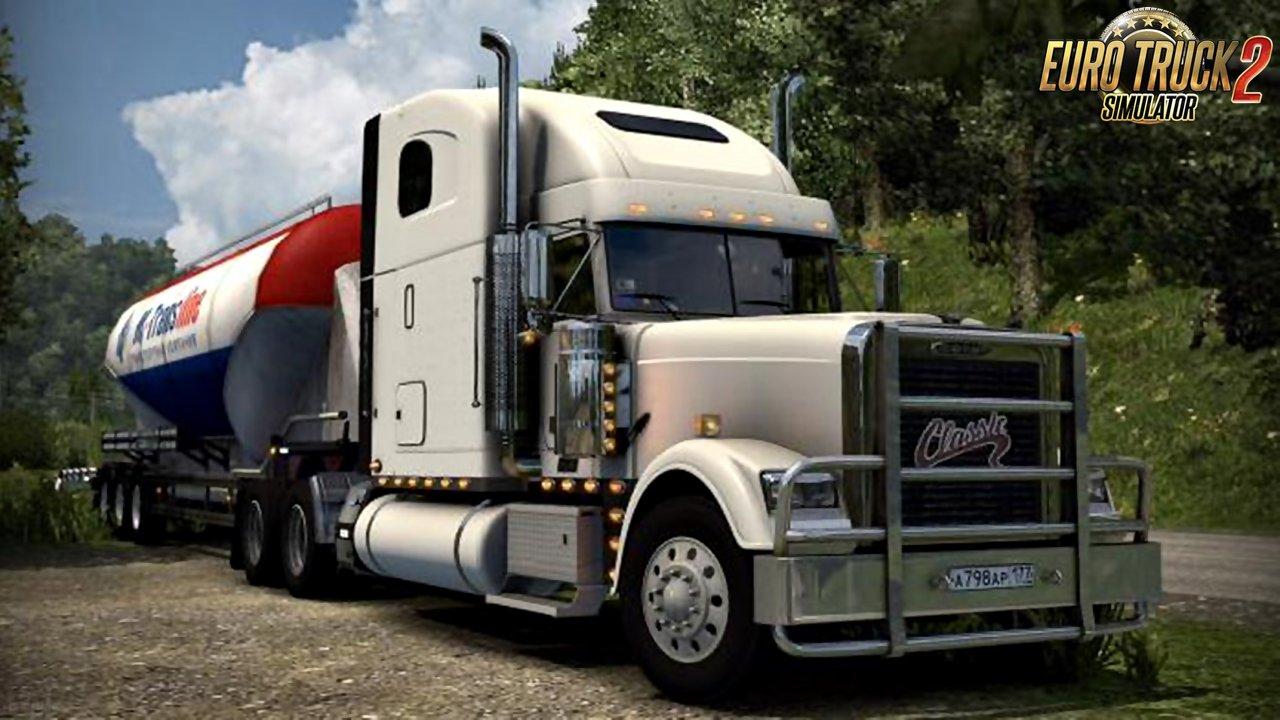 Freightliner Classic XL 2 (v.27.04.2019) for Ets2