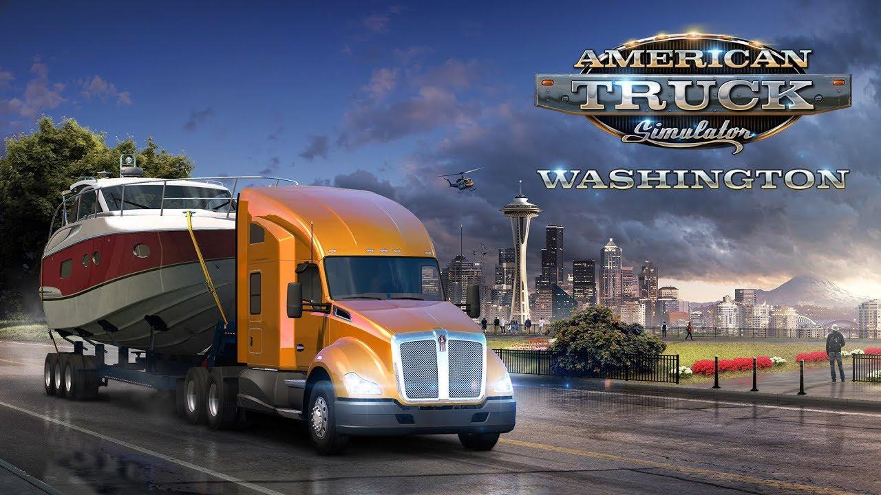 Washington DLC Announcement date for ATS