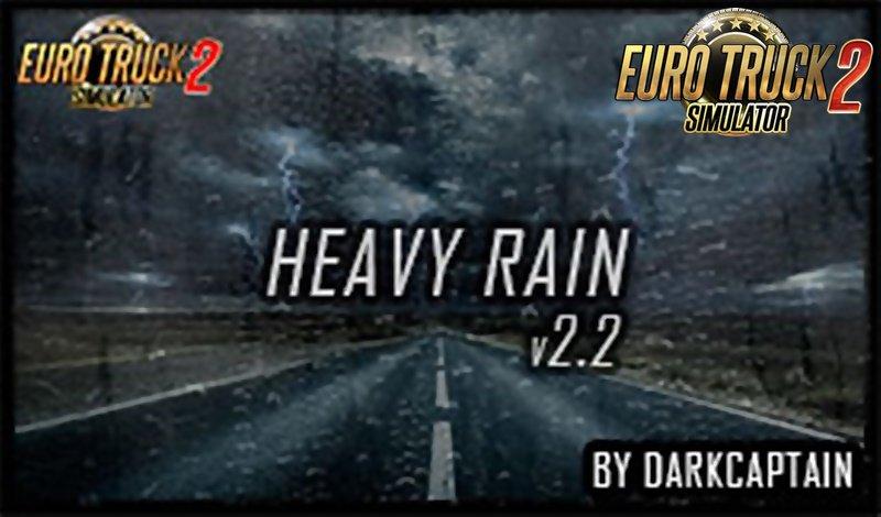 Heavy Rain v2.2 By Darkcaptain [1.34.x-1.35]