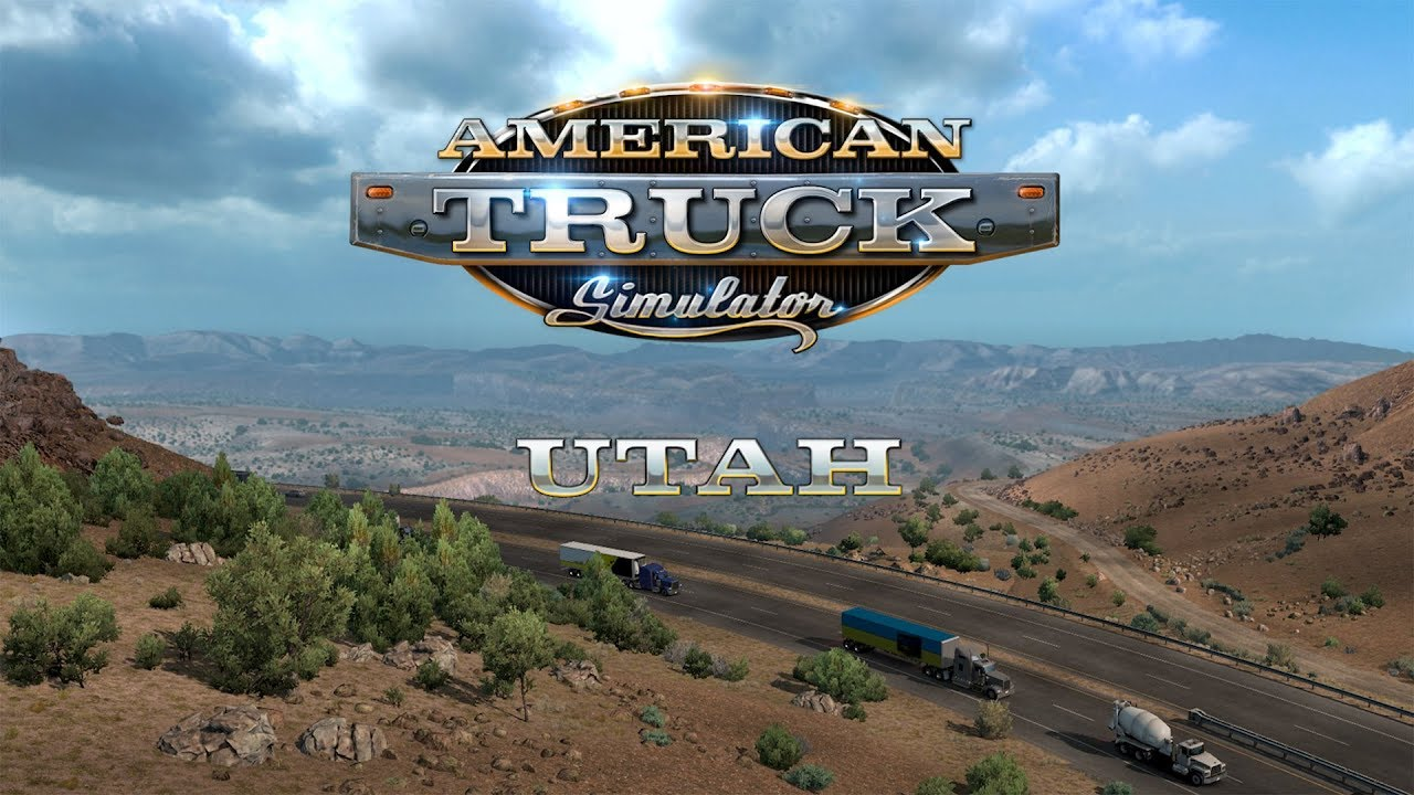 American Truck Simulator - Utah DLC soon for ATS