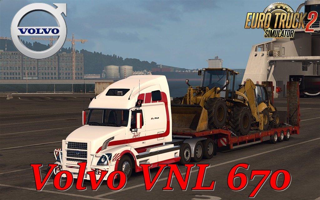 Volvo VNL 670 v1.6.3 by Aradeth [1.35.x]