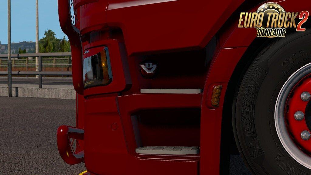 Scania Next Gen S v8 cap for Ets2