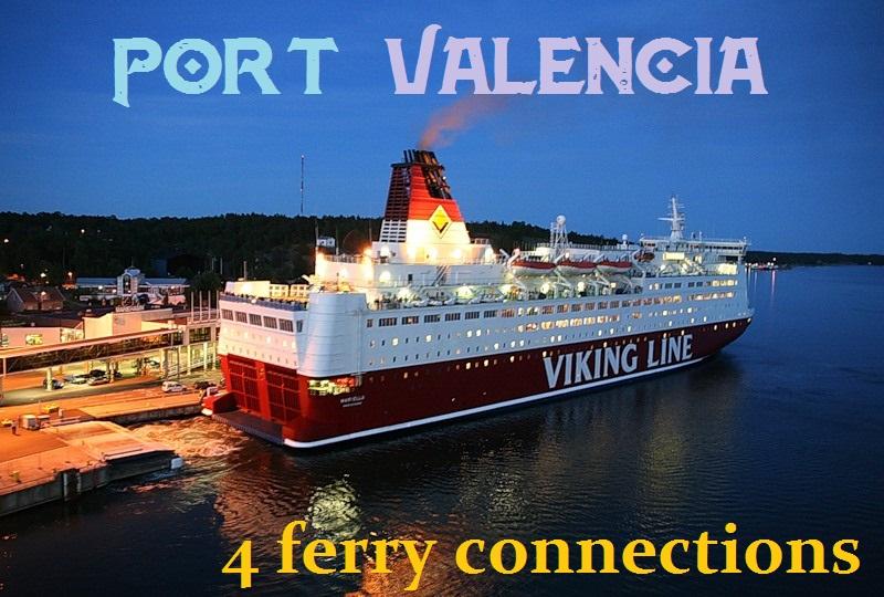Port Valencia for ProMods