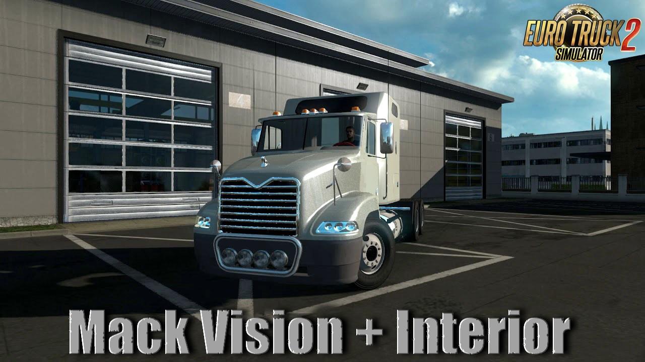 Mack Vision + Interior v1.0 (1.35.x)