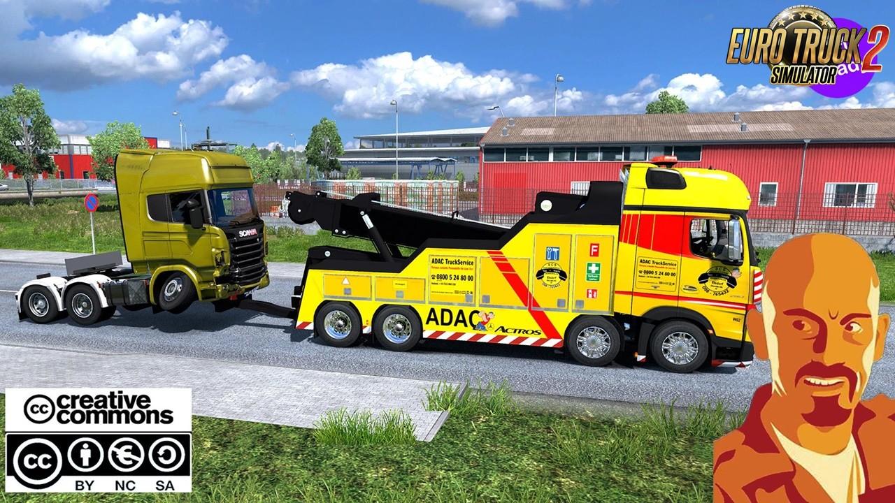 Loads Pack for Crane Trucks [1.35.x & DX11]