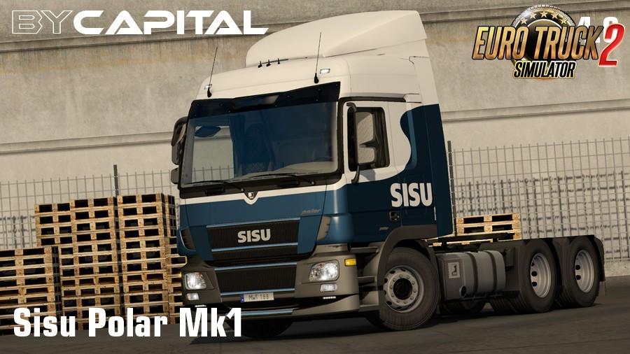 Sisu Polar Mk1 v4.0 - ByCapital [1.35.x]