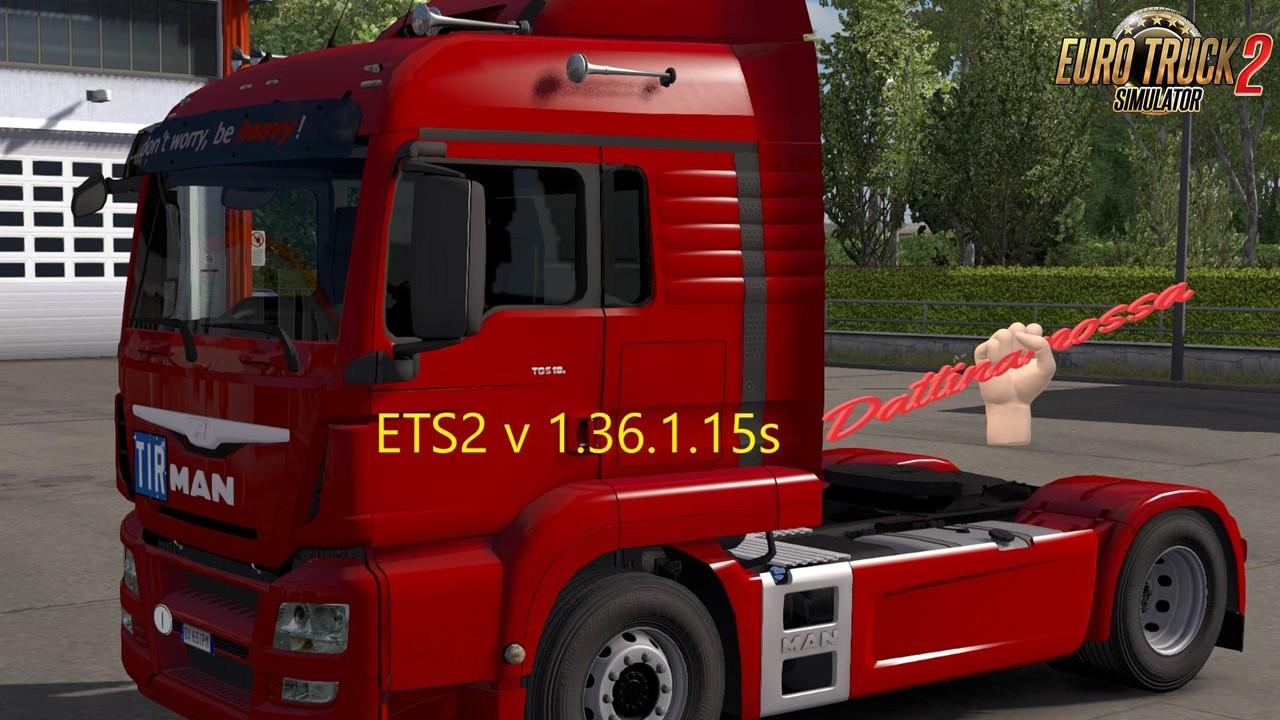 MAN ETS2 EURO 6 V1.2