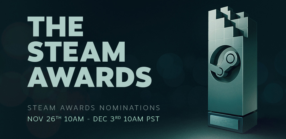 The 2019 Steam Award Nominations for ETS2 and ATS